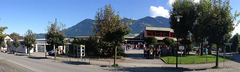sporthauptschule panorama